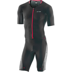 ORCA 226 Kompress Aero Race Suit Heren, orange-black